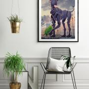 Xolo Poster (frame not provided)