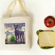 Liverpool's Dream: Canvas lunch bag